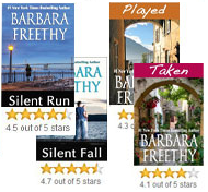Romantic Suspense Barbara Freethy